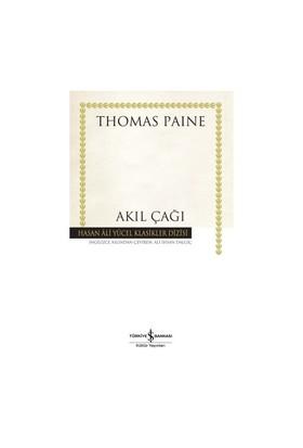 Akıl Çağı - Thomas Paine