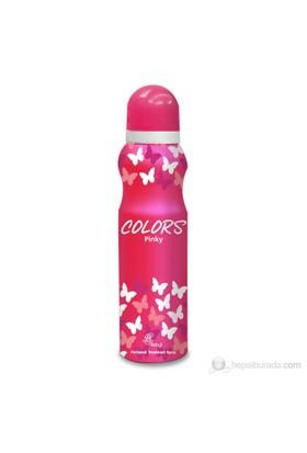 Rebul Colors Pinky Deodorant