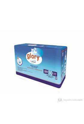 Glory By Tena Hasta Altı Bezi Large 30'lu