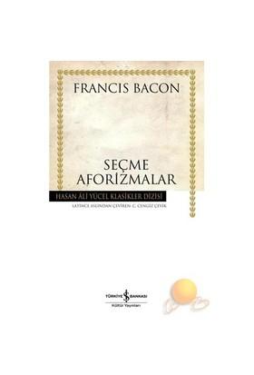 Seçme Aforizmalar-Francis Bacon
