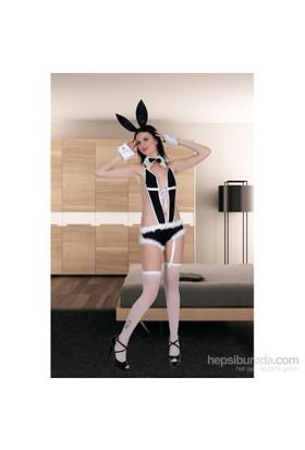 Redsaks Fantezi Tavşan Kız Kostümü