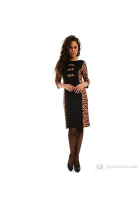 Sense Kadın Elbise Siyah