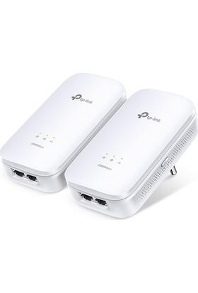 TP-Link TL-PA9020 KIT Kablolu AV2 2000 Mbps Gigabit Powerline Kit