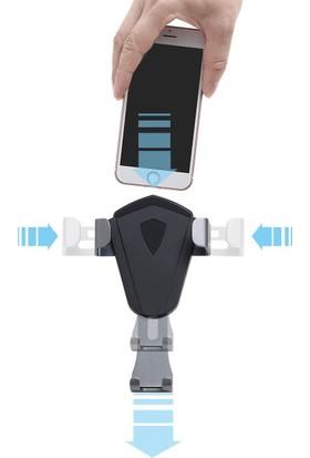 Case 4U Araç Telefon Tutucu , Klima - Izgara Telefon Tutucu , Gravity Araç İçi Telefon Tutucu*