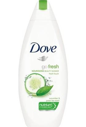 Dove Duş Jeli Fresh Touch 500 ml