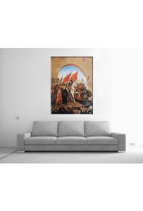 K017001 Osmanlı Tablo 70 X 100