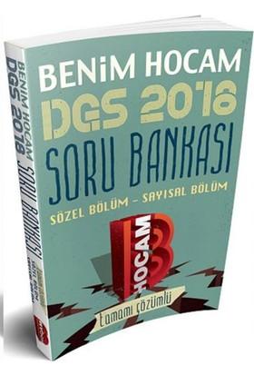 Benim Hocam Yayınları 2018 Dgs Tamamı Çözümlü Soru Bankası