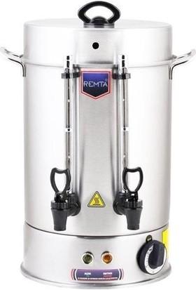 Remta Elektrikli Çay Makinesi 160 Bardak 15 Lt Çay Kazanı Ocağı