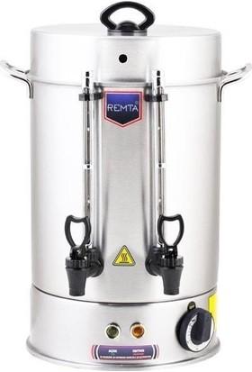 Remta Elektrikli Çay Makinesi 250 Bardak 22 Lt Çay Kazanı Ocağı