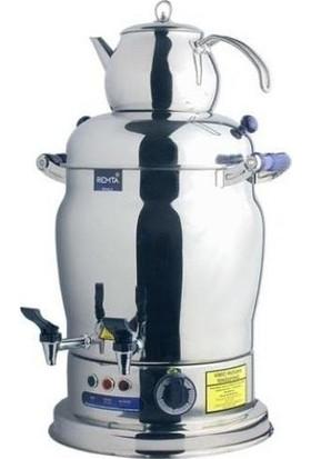 Remta Elektrikli Semaver 160 Bardak 16 Lt Çay Kazanı Ocağı Makine