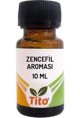 Tito Konsantre Zencefil Aroması Suda Çözünür 10 ml