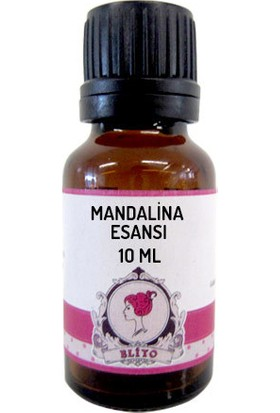 Elito Konsantre Mandalina Esansı 10 ml