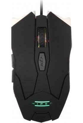 Hiper Iron Impact X30 Oyuncu Mouse + Mousepad