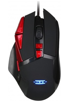Hiper Hell Breaker X10 Gaming Mouse + Mousepad