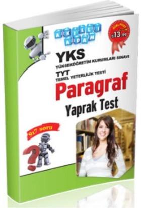 Akıllı Adam Yks-Tyt Paragraf Yaprak Test