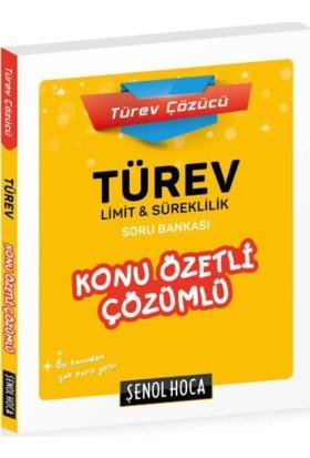 Şenol Hoca Türev-Limit-Süreklilik Konu Özetli Çözümlü Soru Bankası