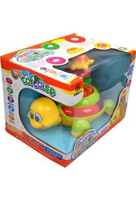 Emre Toys Okul Öncesi Eğitici Oyuncak Zeka Geliştirici Kaplumbağa