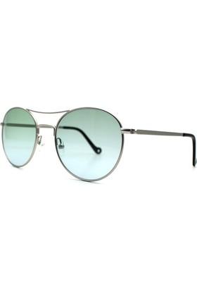 Zolo Eyewear C7013 C3 51.19 Silver Green Güneş Gözlüğü