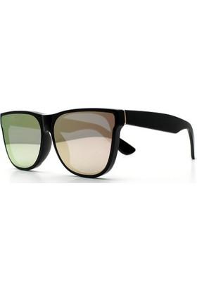 Zolo Eyewear Flat Super Flash Lenses Pink Mirror Güneş Gözlüğü