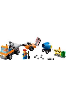 LEGO Juniors 10750 Yol Bakım Kamyonu