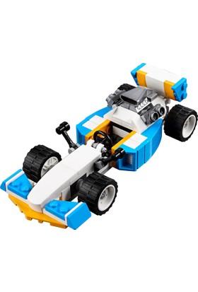 LEGO Creator 31072 Olağanüstü Araçlar