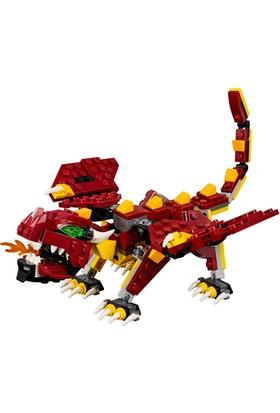 LEGO Creator 31073 Efsanevi Yaratıklar