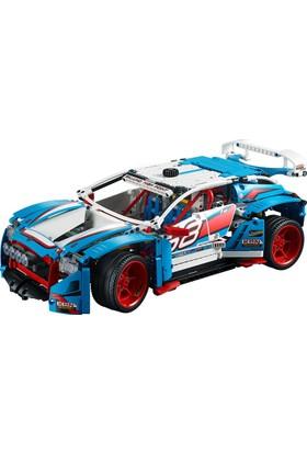 LEGO Technic 42077 Yarış Arabası