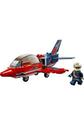 LEGO City 60177 Hava Gösterisi Jeti