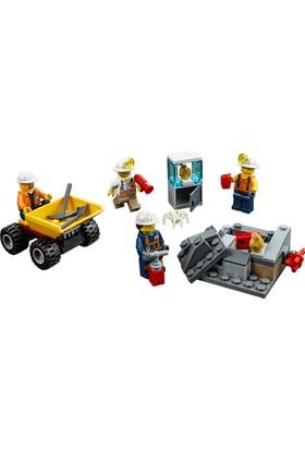 LEGO City 60184 Maden Ekibi