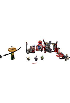 LEGO Ninjago 70640 G. O. Genel Merkezi