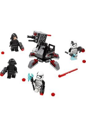 LEGO Star Wars 75197 First Order Uzmanları Savaş Paketi
