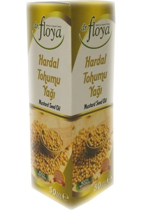 Dr.Floya Hardal Tohumu Yağı 50 ml
