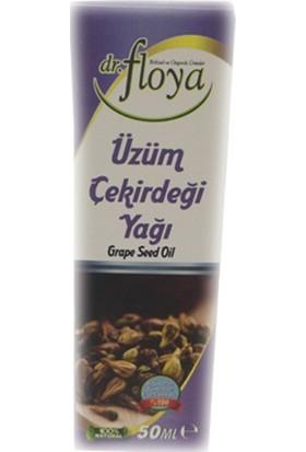 Dr.Floya Üzüm Çekirdeği Yağı 50 ml