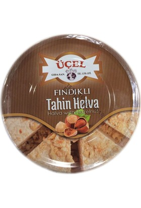 Üçel Fındıklı Tahin Helva 830 gr - Teneke