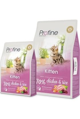 Profine Kitten Doğal Tavuklu Yavru Kedi Maması 2 Kg - Kedi Oltası