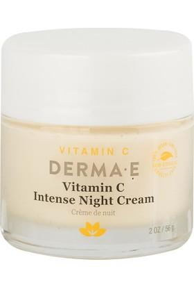 Derma E Vitamin C Intense Night Cream 56G