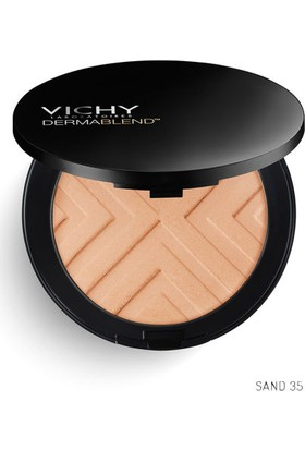 Vichy Dermablend Covermatte 35 Sand Compact Powder Foundation 9.5G