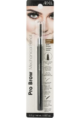 Ardell Pro Brow Pencil  Medium Brown 0.2G
