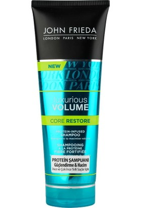 John Frieda Luxurious Volume Core Restore Shampoo 200Ml