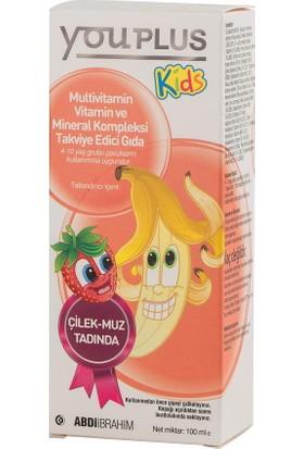 Youplus Kids Multivitamin 100Ml