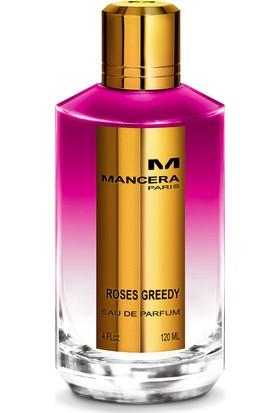 Mancera Roses Greedy Edp 120 Ml Unisex Parfüm