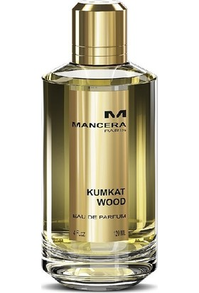 Mancera Kumkat Wood Edp 120 Ml Unisex Parfüm