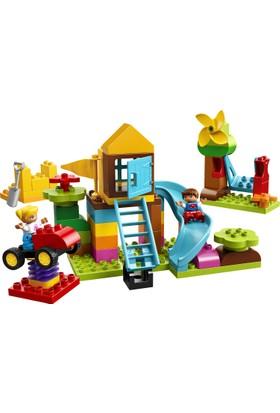 LEGO DUPLO 10864 Büyük Boy Oyun Parkı Yapım Kutusu