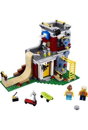 LEGO Creator 31081 Modüler Kaykay Evi