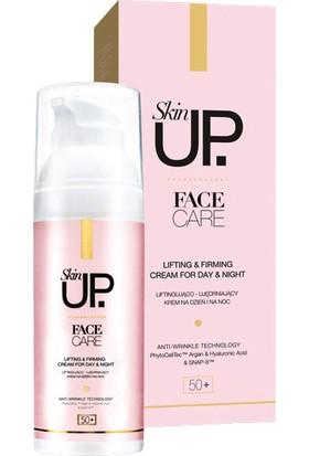 Skin Up Kırışıklık Karşıtı Yüz Kremi 50+ Yaş 50 Ml