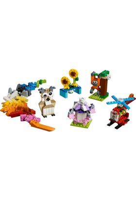 LEGO Classic 10712 Yapım Parçaları ve Dişliler