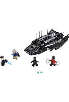 LEGO Super Heroes 76100 Kraliyet Pençe Savaşçı Saldırısı