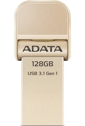 Adata AI920 i-Memory 128MB Apple 3.1 Lightning Bellek AAI920-128G-CGD