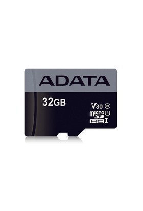 Adata Premier Pro 32GB 95MB/s microSDXC/SDHC UHS-I U3 Class 10 V30 Micro SD Kart AUSDH32GUI3V30S-R