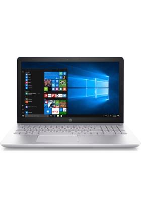 """HP 15-CC107NT Intel Core i5 8250U 8GB 1TB + 8GB SSD GT940MX Windows 10 Home 15.6"""" FHD Taşınabilir Bilgisayar 2PR73EA"""